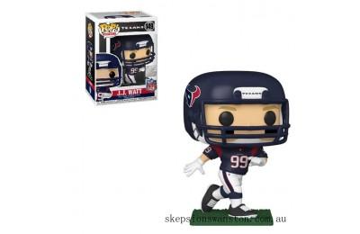 NFL Houston Texans JJ Watt Funko Pop! Vinyl Clearance Sale