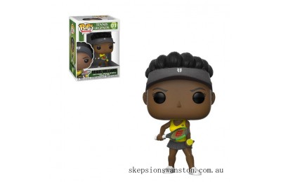 Tennis Legends Venus Williams Funko Pop! Vinyl Clearance Sale