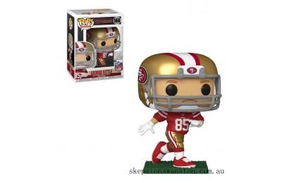 NFL 49ers George Kittle Funko Pop! Vinyl Clearance Sale