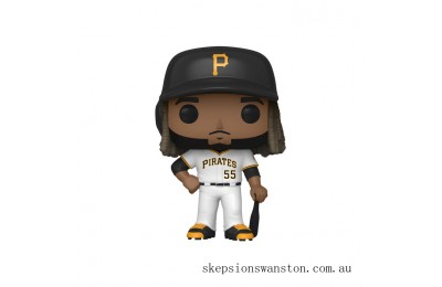MLB Pirates Josh Bell Funko Pop! Vinyl Clearance Sale