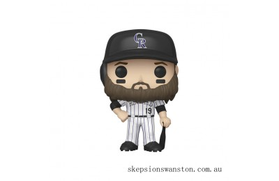 MLB Rockies Charlie Blackmon Funko Pop! Vinyl Clearance Sale