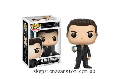The Dark Tower Man In Black Funko Pop! Vinyl Clearance Sale