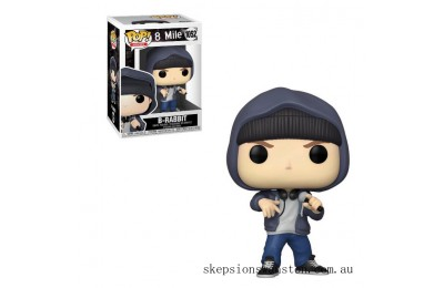 8 Mile Eminem as B-Rabbit Funko Pop! Vinyl Clearance Sale