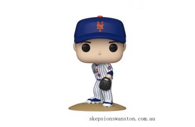 MLB Mets Jacob deGrom Funko Pop! Vinyl Clearance Sale