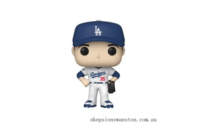 MLB Dodgers Cody Bellinger Funko Pop! Vinyl Clearance Sale