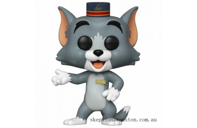 Tom & Jerry Tom Funko Pop! Vinyl Clearance Sale