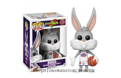Space Jam Bugs Bunny Funko Pop! Vinyl Clearance Sale