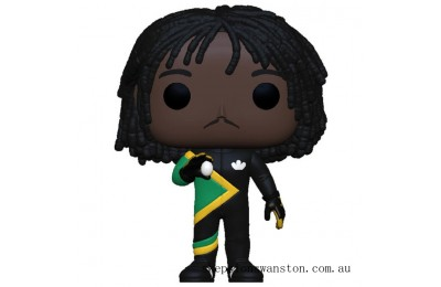 Cool Runnings Sanka Coffie Funko Pop! Vinyl Clearance Sale