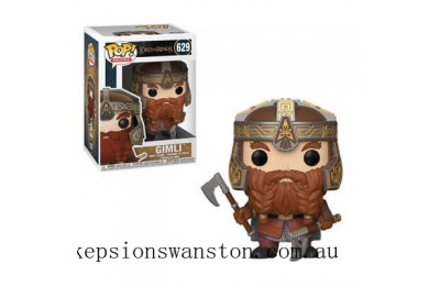 Lord of the Rings Gimli Funko Pop! Vinyl Clearance Sale