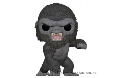 "Godzilla vs Kong Kong Funko Pop Vinyl 10"" Clearance Sale"