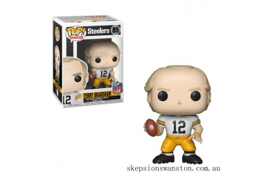 NFL Legends - Terry Bradshaw WH Funko Pop! Vinyl Clearance Sale