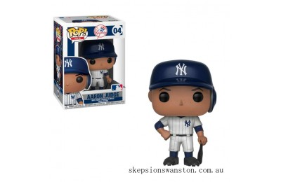 MLB Aaron Judge Funko Pop! Vinyl Clearance Sale