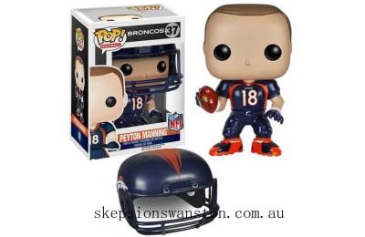 NFL Peyton Manning Wave 2 Funko Pop! Vinyl Clearance Sale