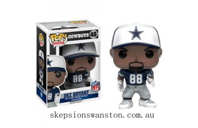 NFL Dez Bryant Wave 3 Funko Pop! Vinyl Clearance Sale