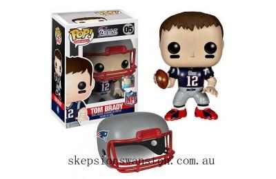 NFL Tom Brady Wave 1 Funko Pop! Vinyl Clearance Sale