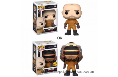 Blade Runner 2049 Sapper Funko Pop! Vinyl Clearance Sale