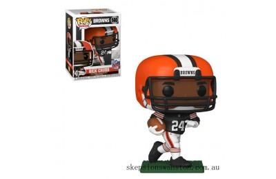 NFL Cleveland Browns Nick Chubb Funko Pop! Vinyl Clearance Sale