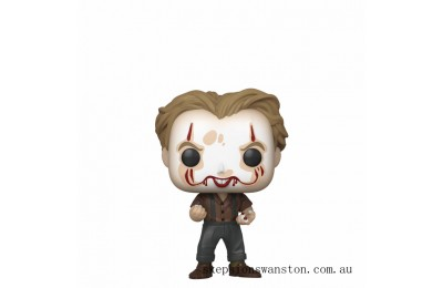 IT 2 Pennywise Meltdown Funko Pop! Vinyl Clearance Sale