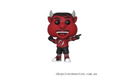 NHL New Jersey Devils New Jersey Devil Funko Pop! Vinyl Clearance Sale