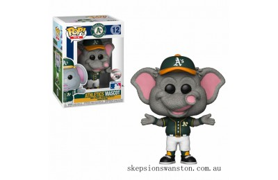 MLB A's Stomper Funko Pop! Vinyl Clearance Sale