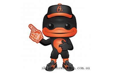 MLB Baltimore The Oriole Bird Funko Pop! Vinyl Clearance Sale