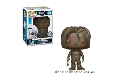 Ready Player One - Parzival EXC Funko Pop! Vinyl Clearance Sale