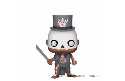 James Bond Baron Samedi Funko Pop! Vinyl Clearance Sale