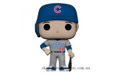MLB New Jersey Anthony Rizzo Funko Pop! Vinyl Clearance Sale