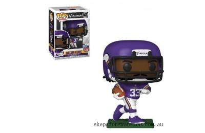 NFL Minnesota Vikings Dalvin Cook Funko Pop! Vinyl Clearance Sale