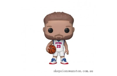 NBA Detroit Pistons Blake Griffin Funko Pop! Vinyl Clearance Sale