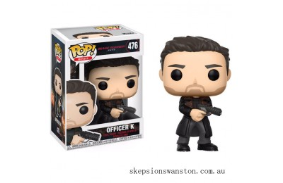 Blade Runner 2049 Officer K Funko Pop! Vinyl Clearance Sale