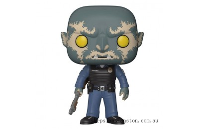 Bright Nick Jakoby with Gun Funko Pop! Vinyl Clearance Sale