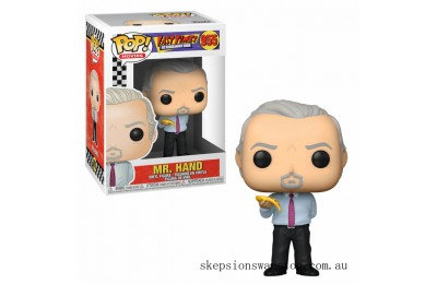 Fast Times at Ridgemont High Mr Hand with Pizza Funko Pop! Vinyl Clearance Sale