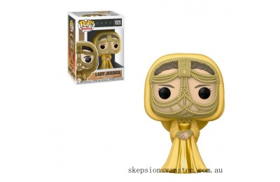 Dune Lady Jessica Pop! Vinyl Figure Clearance Sale