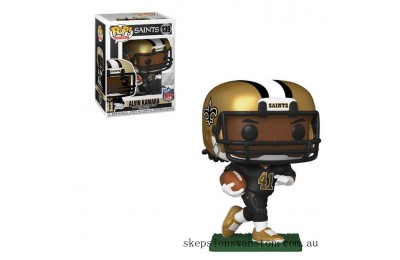 NFL Saints Alvin Kamara Funko Pop! Vinyl Clearance Sale
