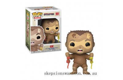 Stripes Ox Mud-Wrestling Funko Pop! Vinyl Clearance Sale