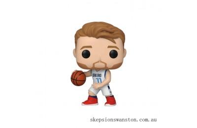 NBA Dallas Mavericks Luka Doncic Funko Pop! Vinyl Clearance Sale