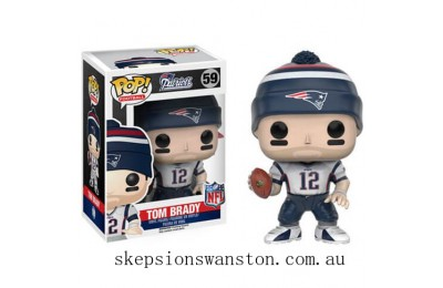 NFL Tom Brady Wave 3 Funko Pop! Vinyl Clearance Sale