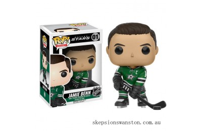 NHL Jamie Benn Funko Pop! Vinyl Clearance Sale