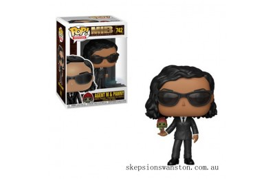 Men In Black 4 - Agent M w/Pawny EXC Funko Pop! Vinyl Clearance Sale
