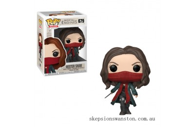 Mortal Engines Hester Shaw Funko Pop! Vinyl Clearance Sale