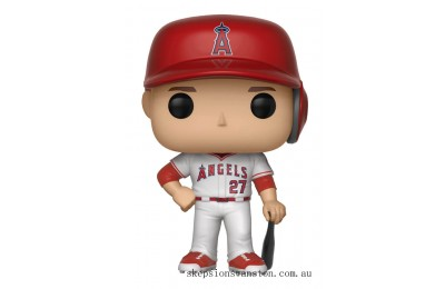 MLB Mike Trout Funko Pop! Vinyl Clearance Sale