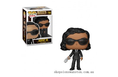 Men In Black International Agent M Funko Pop! Vinyl Clearance Sale