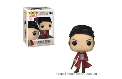 Mortal Engines Anna Fang Funko Pop! Vinyl Clearance Sale