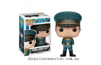 Valerian Commander Arun Filitt Funko Pop! Vinyl Clearance Sale