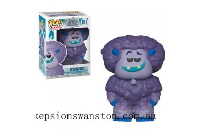 Smallfoot Gwangi Funko Pop! Vinyl Clearance Sale