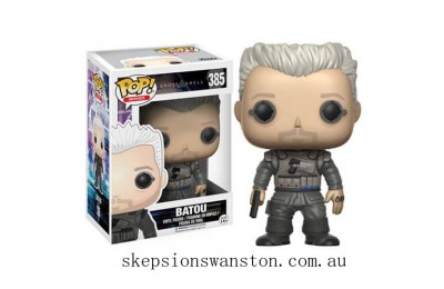 Ghost in the Shell Batou Funko Pop! Vinyl Clearance Sale