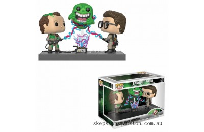 Ghostbusters Banquet Room Funko Pop! Movie Moment Clearance Sale
