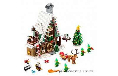 Outlet Sale Lego Elf Club House