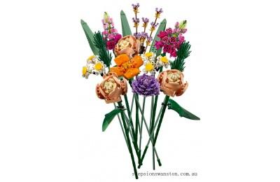 Outlet Sale Lego Flower Bouquet